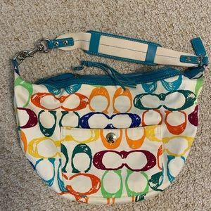 Rare Authentic Coach purse